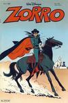 Cover for Zorro (Hjemmet / Egmont, 1980 series) #4/1980