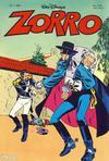 Cover for Zorro (Hjemmet / Egmont, 1980 series) #1/1981