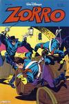 Cover for Zorro (Hjemmet / Egmont, 1980 series) #2/1981