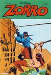 Cover for Zorro (Hjemmet / Egmont, 1980 series) #4/1981