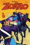 Cover for Zorro (Hjemmet / Egmont, 1980 series) #5/1981