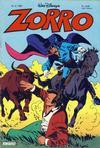 Cover for Zorro (Hjemmet / Egmont, 1980 series) #6/1981