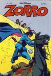 Cover for Zorro (Hjemmet / Egmont, 1980 series) #9/1981
