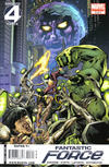 Cover for Fantastic Force (Marvel, 2009 series) #3