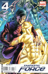 Cover for Fantastic Force (Marvel, 2009 series) #4