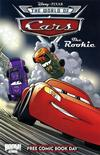 Cover for Cars: The Rookie [Free Comic Book Day Edition] (Boom! Studios, 2009 series) #1