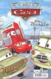 Cover for Cars: The Rookie (Boom! Studios, 2009 series) #2