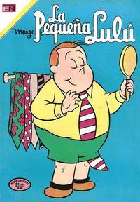 Cover Thumbnail for La Pequeña Lulú (Editorial Novaro, 1951 series) #329