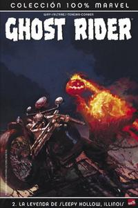 Cover Thumbnail for 100% Marvel: Ghost Rider (Panini España, 2007 series) #2