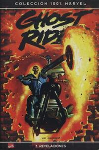 Cover Thumbnail for 100% Marvel: Ghost Rider (Panini España, 2007 series) #3