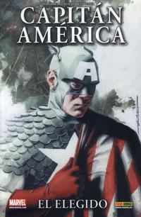Cover Thumbnail for 100% Marvel: Capitán América: El Elegido (Panini España, 2008 series)