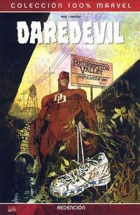 Cover Thumbnail for 100% Marvel: Daredevil: Redención (Panini España, 2006 series)