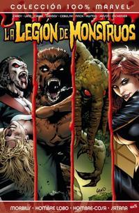 Cover Thumbnail for 100% Marvel: La Legión de los Monstruos (Panini España, 2008 series)