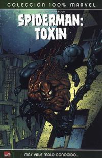 Cover Thumbnail for 100% Marvel: Spiderman: Toxin (Panini España, 2006 series)
