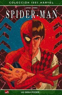 Cover Thumbnail for 100% Marvel: Spiderman: Un Gran Poder... (Panini España, 2008 series)