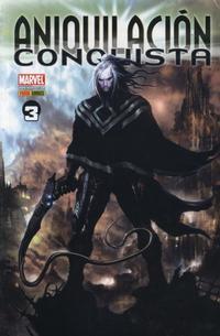 Cover Thumbnail for Aniquilación: Conquista (Panini España, 2008 series) #3