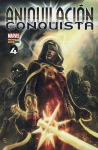 Cover Thumbnail for Aniquilación: Conquista (Panini España, 2008 series) #4