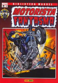 Cover Thumbnail for Biblioteca Marvel. Motorista Fantasma (Panini España, 2007 series) #2
