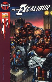 Cover Thumbnail for New Excalibur (Panini España, 2007 series) #1