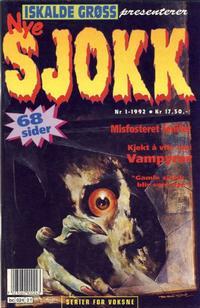 Cover Thumbnail for Nye sjokk (Semic, 1992 series) #1/1992