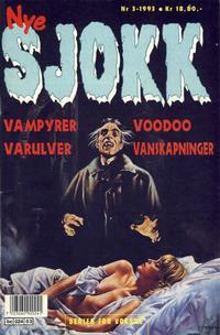 Cover Thumbnail for Nye sjokk (Semic, 1992 series) #3/1993