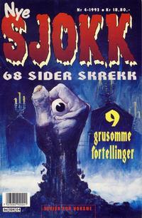 Cover Thumbnail for Nye sjokk (Semic, 1992 series) #4/1993