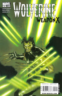 Cover Thumbnail for Wolverine Weapon X (Marvel, 2009 series) #2 [Garney Cover]
