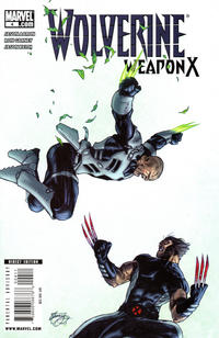 Cover Thumbnail for Wolverine Weapon X (Marvel, 2009 series) #4