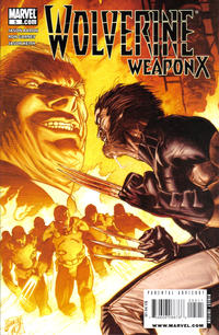 Cover Thumbnail for Wolverine Weapon X (Marvel, 2009 series) #5 [Garney Cover]