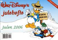 Cover Thumbnail for Walt Disney's julehefte (Hjemmet / Egmont, 2002 series) #2006