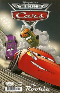 Cover Thumbnail for Cars: The Rookie (Boom! Studios, 2009 series) #1