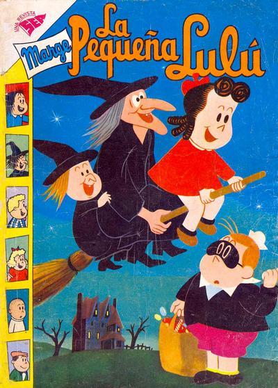 Cover for La Pequeña Lulú (Editorial Novaro, 1951 series) #145