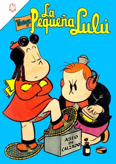 Cover for La Pequeña Lulú (Editorial Novaro, 1951 series) #229