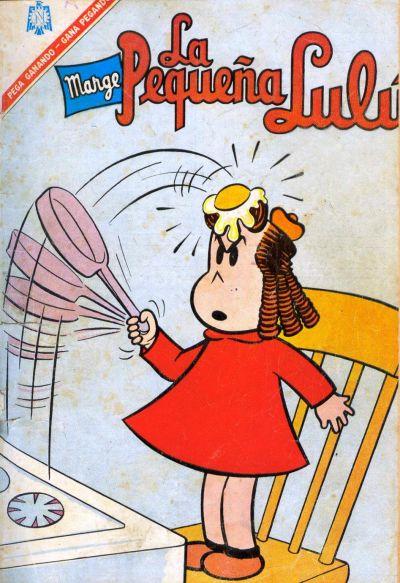 Cover for La Pequeña Lulú (Editorial Novaro, 1951 series) #230