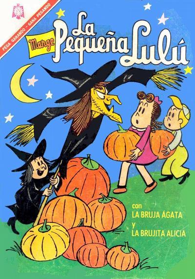 Cover for La Pequeña Lulú (Editorial Novaro, 1951 series) #232