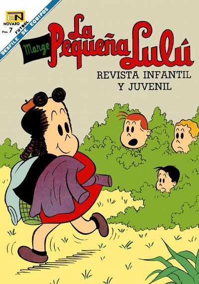 Cover for La Pequeña Lulú (Editorial Novaro, 1951 series) #245