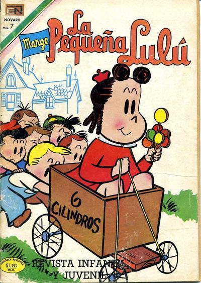 Cover for La Pequeña Lulú (Editorial Novaro, 1951 series) #278