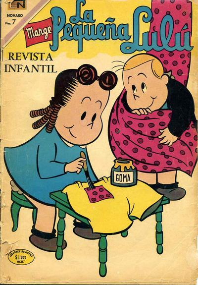 Cover for La Pequeña Lulú (Editorial Novaro, 1951 series) #299