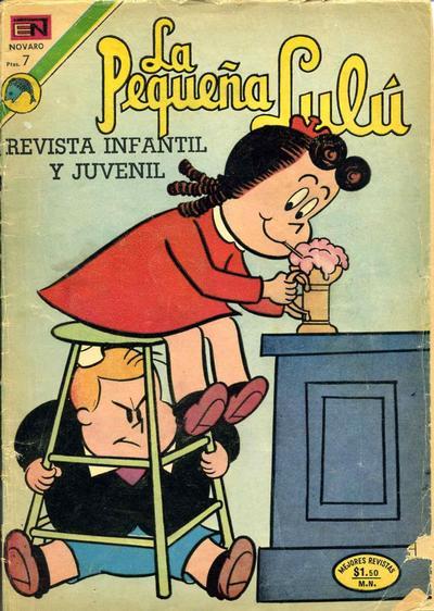 Cover for La Pequeña Lulú (Editorial Novaro, 1951 series) #354