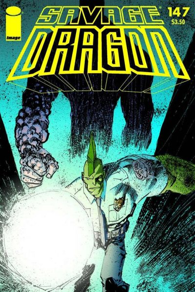Cover for Savage Dragon (Image, 1993 series) #147