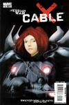 Cover for Cable (Marvel, 2008 series) #15 [Andrews Cover]