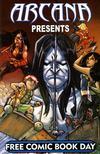 Cover for Arcana Presents (Arcana, 2008 series) #[2009]