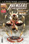 Cover for Avengers Unconquered (Panini UK, 2009 series) #3