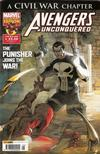 Cover for Avengers Unconquered (Panini UK, 2009 series) #5