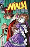 Cover for Ninja High School (Antarctic Press, 1994 series) #167