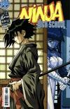 Cover for Ninja High School (Antarctic Press, 1994 series) #168