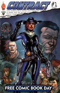 Cover Thumbnail for Contract Free Comic Book Day (First Salvo Productions, 2009 series) #1