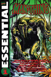 Cover Thumbnail for Essential Man-Thing (Marvel, 2006 series) #1
