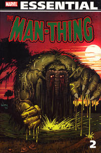 Cover Thumbnail for Essential Man-Thing (Marvel, 2006 series) #2