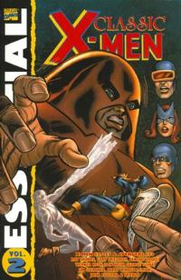 Cover Thumbnail for Essential Classic X-Men (Marvel, 2006 series) #2